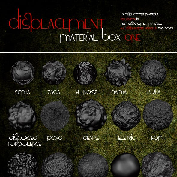 Displacement Box 1