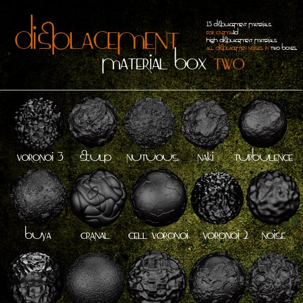 Displacement Box 2