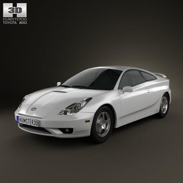 Toyota Celica GT-S 2006  - 3DOcean Item for Sale