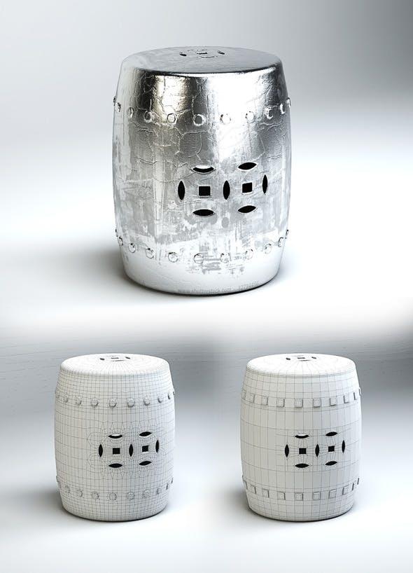 Quality 3dmodel of barrel - 3DOcean Item for Sale
