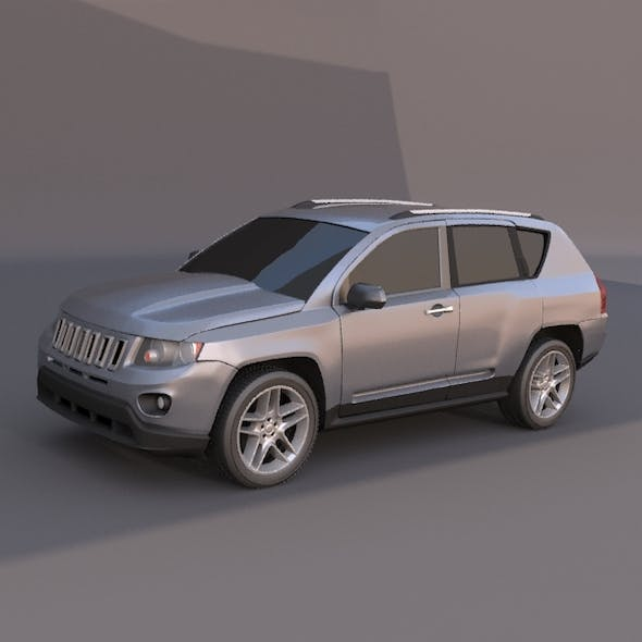 Jeep Compass SUV vehicle