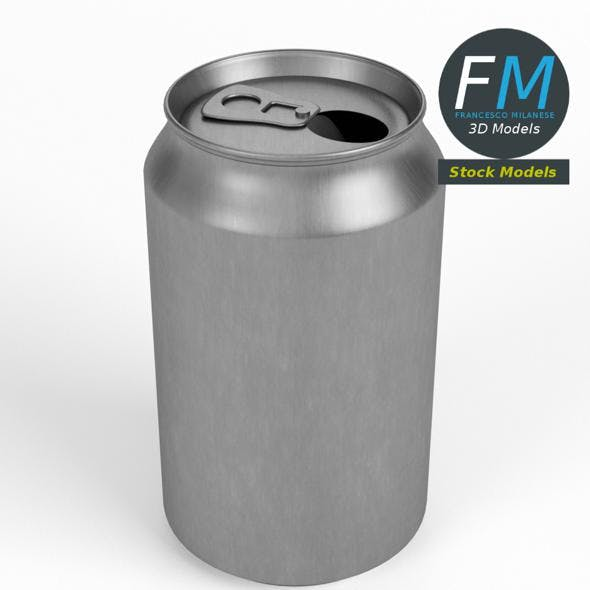 Open can - 3DOcean Item for Sale