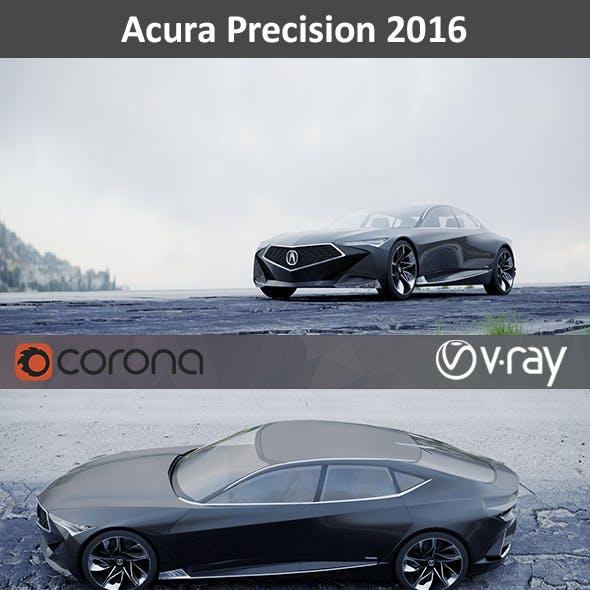 Acura Precision 2016