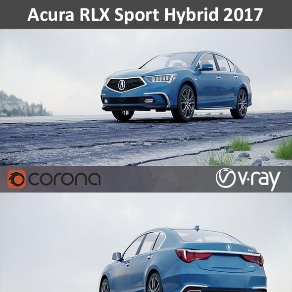 Acura RLX Sport 2017