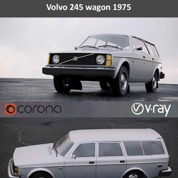 Volvo 245 Wagon 1975