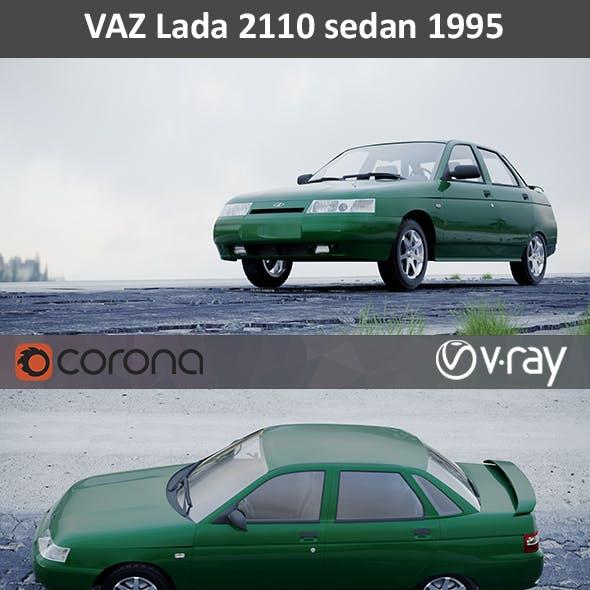 VAZ Lada 2110 sedan 1995