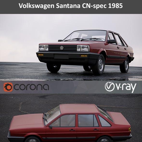 Volkswagen Santana CN spec 1985