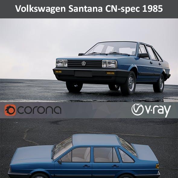 Volkswagen Santana CN-spec 1985