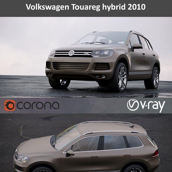 Volkswagen Touareg Hybrid 2011