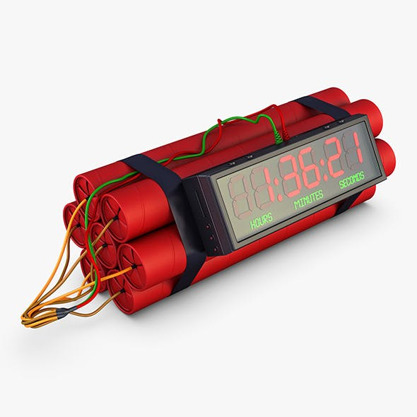 Dynamite Digital Time Bomb v 1