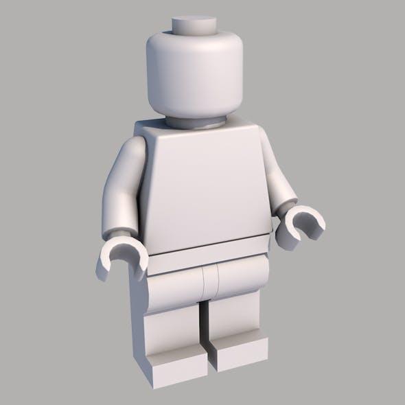 Base Lego Minifigure