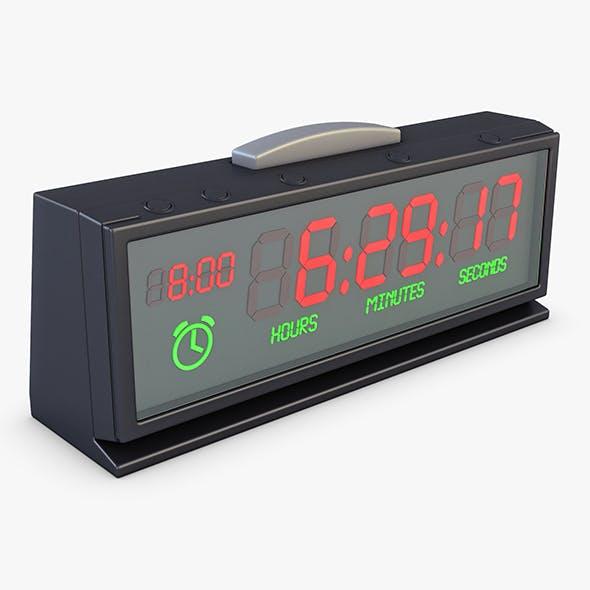 Digital Clock v 1