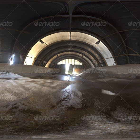 Industrial Area HDRI – Grain Silo - 3DOcean Item for Sale