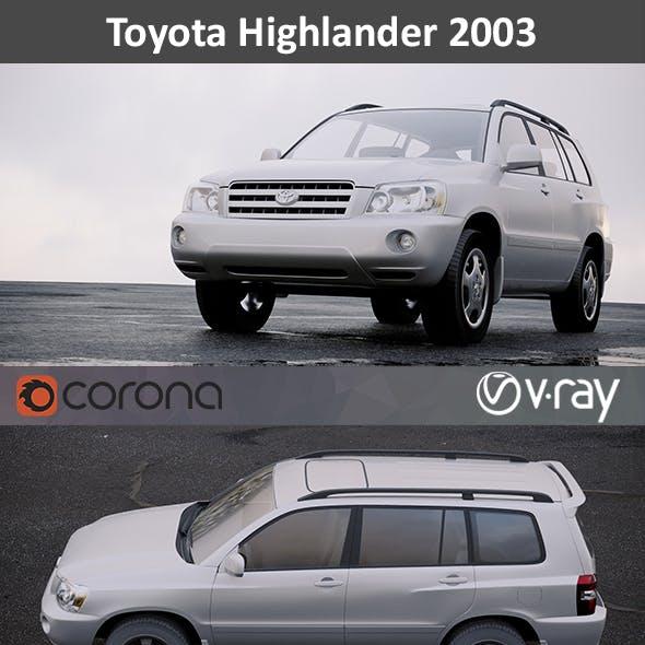 Toyota Highlander 2003