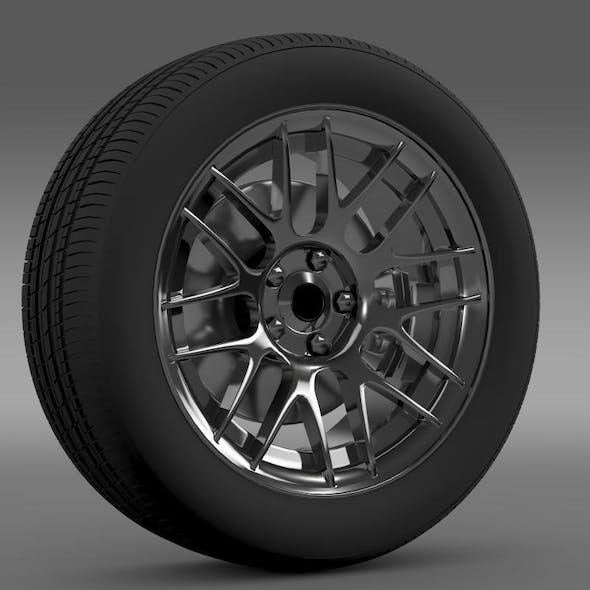 Chevrolet Camaro 2012 Hennesey wheel