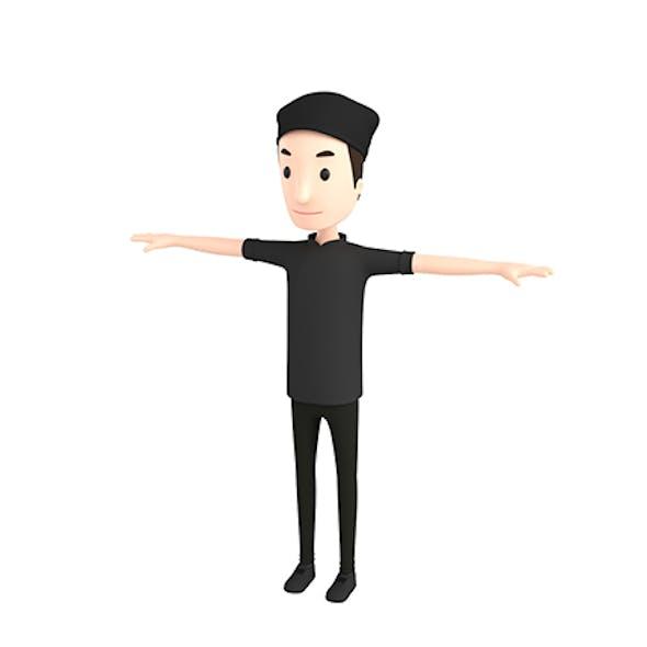 CartoonMan033 Chef