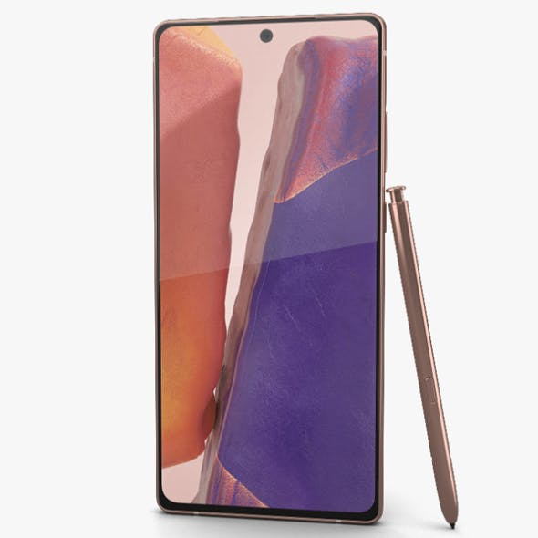 Samsung Galaxy Note20 Mystic Bronze