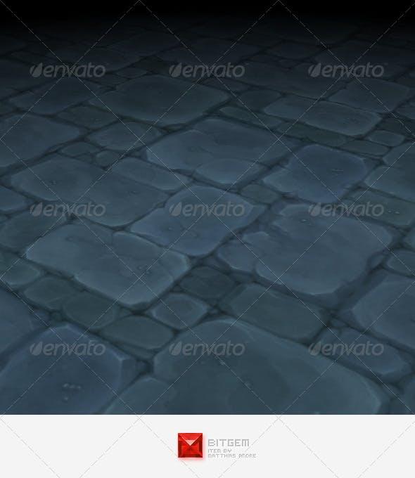 Stone Floor Texture Tile 01  - 3DOcean Item for Sale
