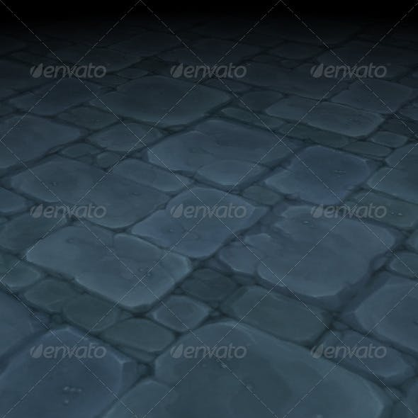 Stone Floor Texture Tile 01