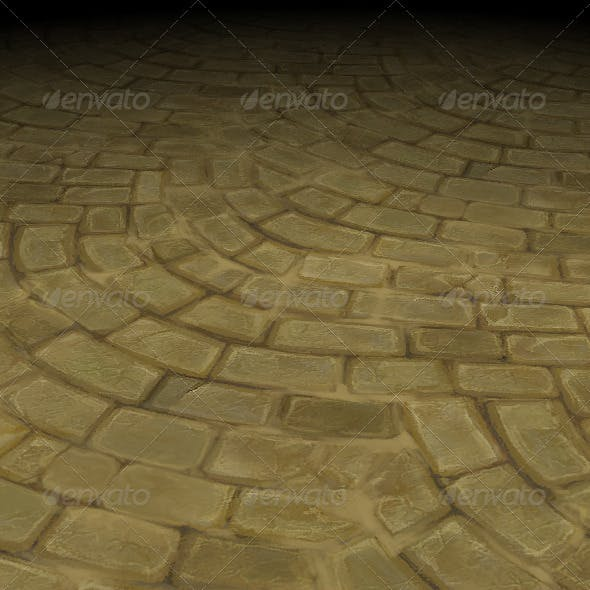 Stone Floor Texture Tile 02