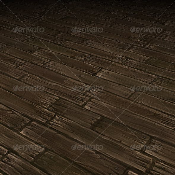 Wood Floor Texture Tile 01