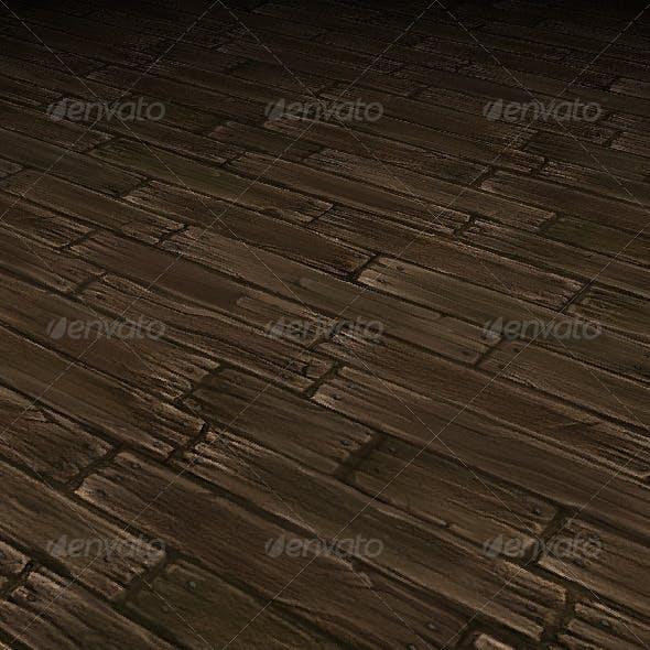 Wood Floor Texture Tile 01