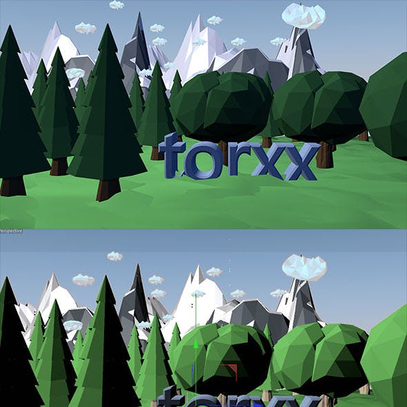Low Poly Ground
