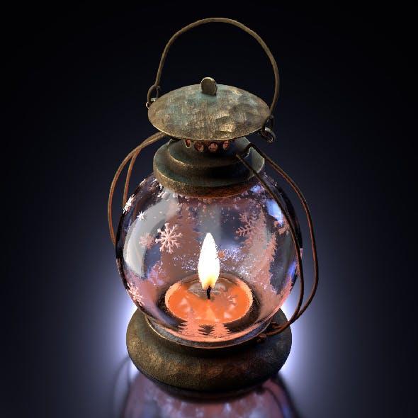 Christmas Lantern #2
