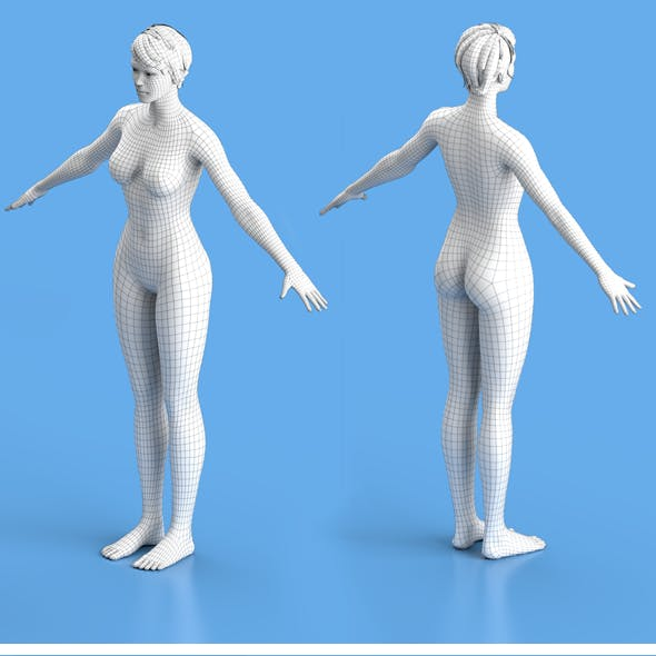 Base Character Female