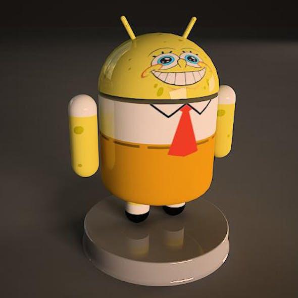 Sponge Bob Android