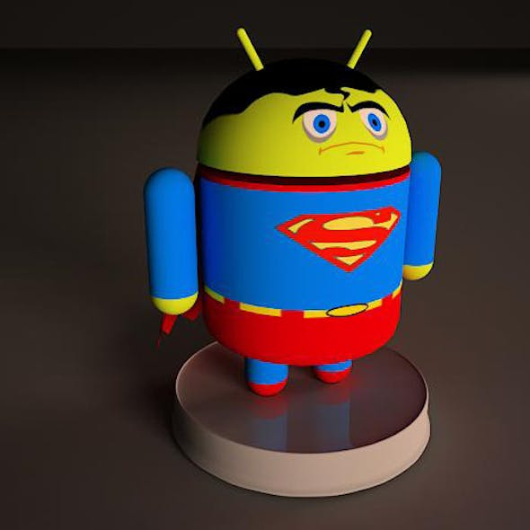 Superman Android