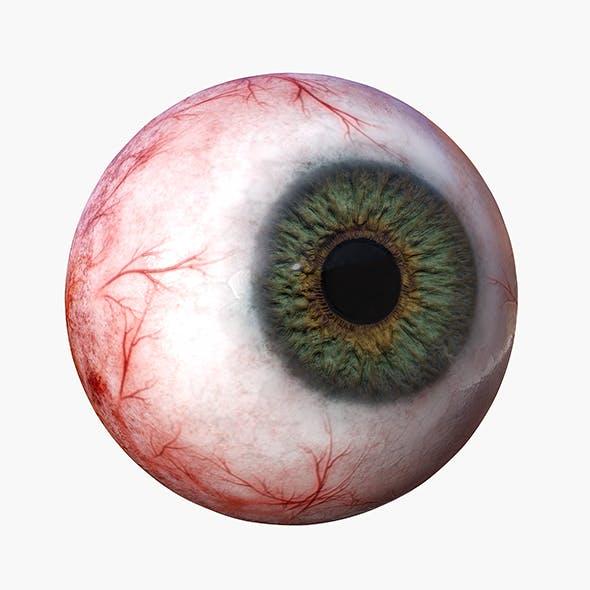 Realtime Eye - Realistic Eyeball