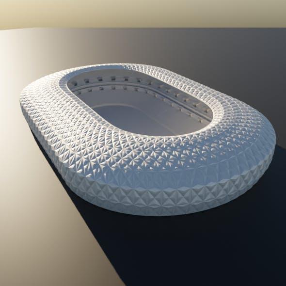 Stadium Base Mesh - 3DOcean Item for Sale