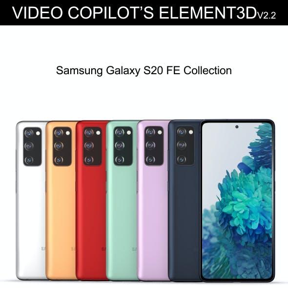 Element3D - Samsung Galaxy S20 FE