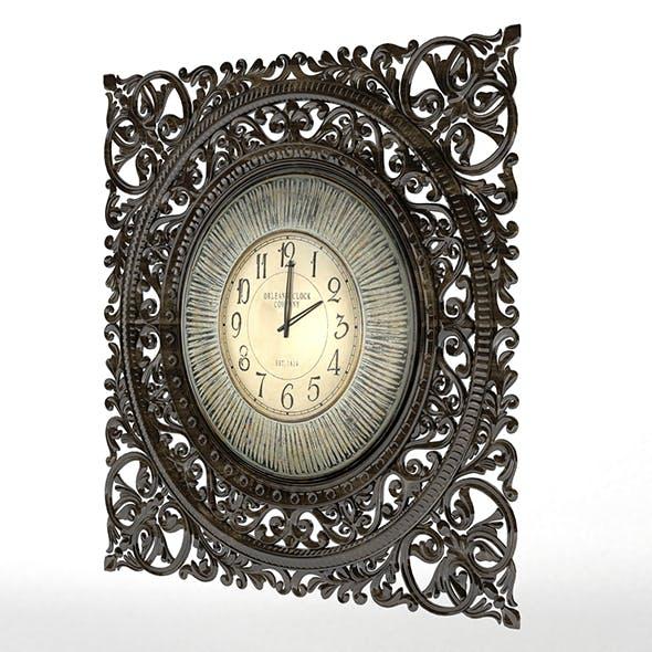 Wall clock watch