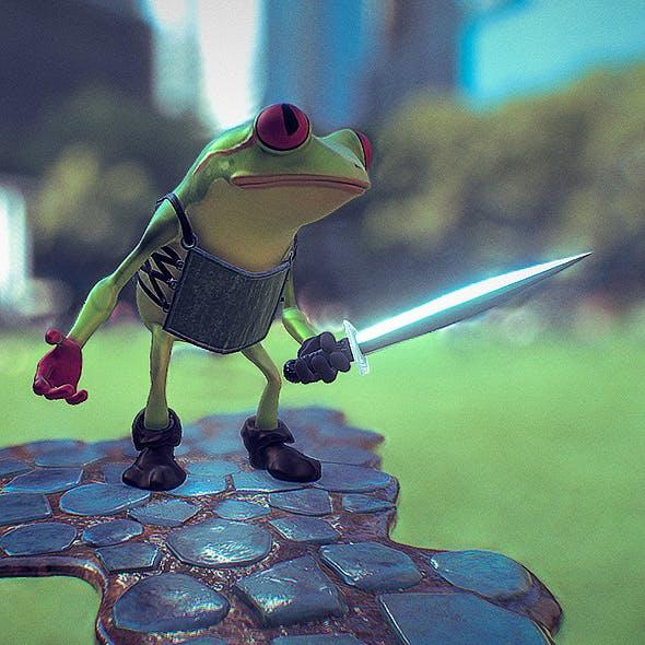 Frog Knight