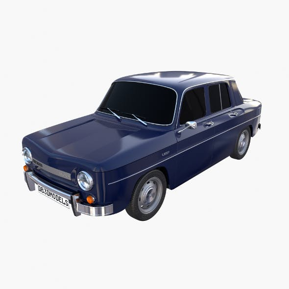 Dacia 1100 Dark Blue