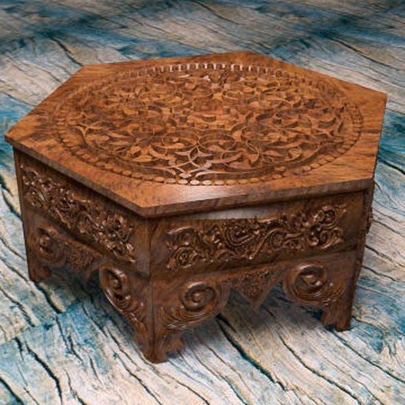 Anatolian Style Coffee Table