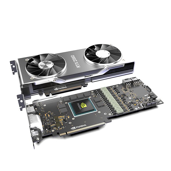 Nvidia RTX 2080 - 3DOcean Item for Sale
