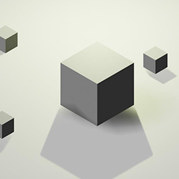 Studio Scene For EEVEE Blender3d (Lighting, Camera, Model)