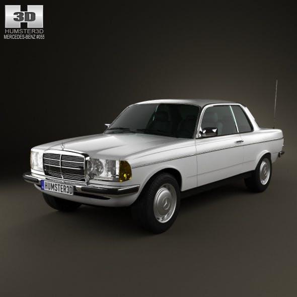 Mercedes-Benz E-Class W123 coupe 1975