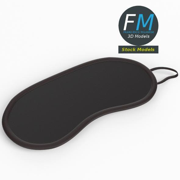 Sleep mask - 3DOcean Item for Sale