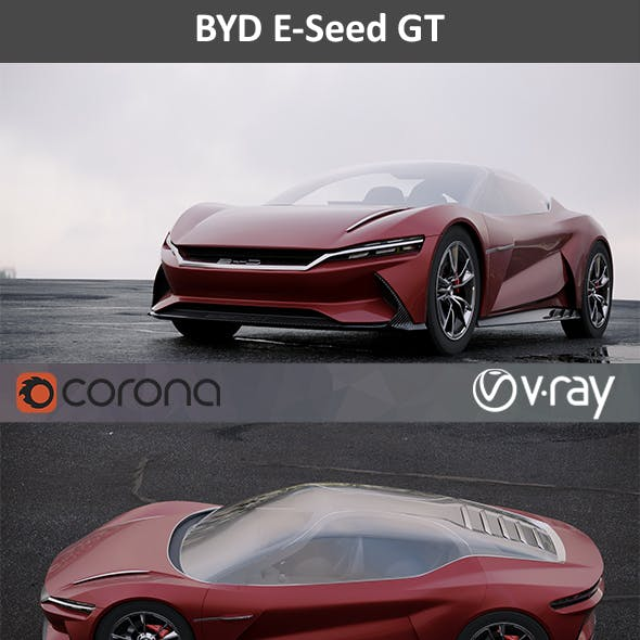 BYD e-SEED GT 2019