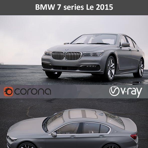 BMW 7 series Le 2015