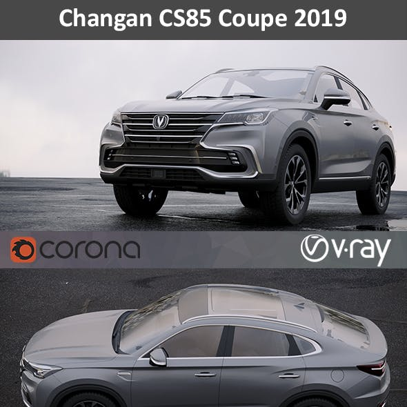 Changan CS85 Coupe 2019