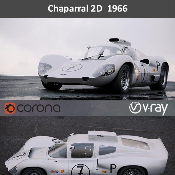 Chaparral 2D Race 1966