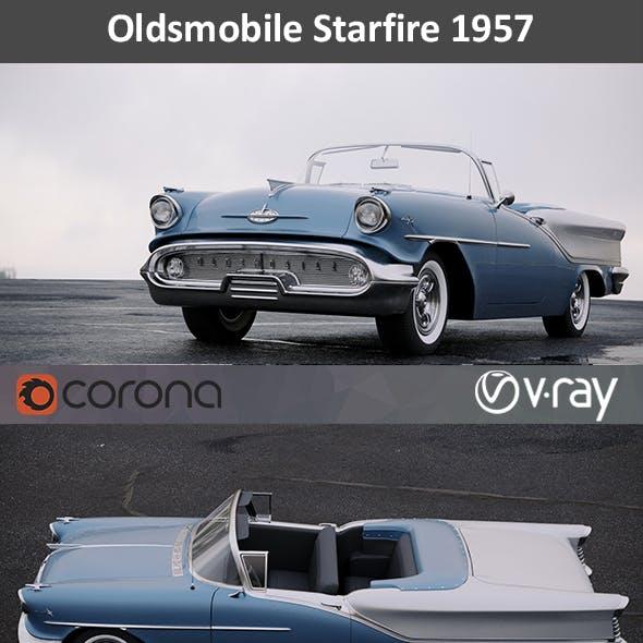 Oldsmobile Starfire 1957