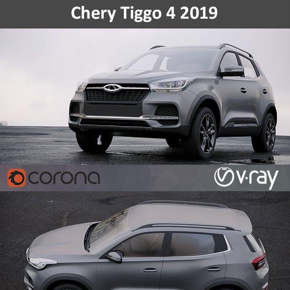 Chery Tiggo 4 RU-spec 2019