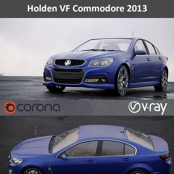 Holden VF Commodore 2013