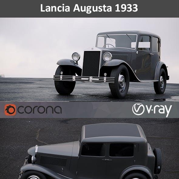 Lancia Augusta 1933